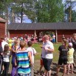 apua Ränimäen talomuseolta perinneleikeistä 2014