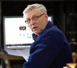 Valokuvaaja Jaakko Ojala on lahjoittanut Köyliö-aiheiset valokuvansa KUVA-arkistoon. Kuva: Jaakko Ojala.