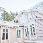 Hotelli Punkaharjun hotellinjohtaja Saimi Hoyer ja toimitusjohtaja Janne Leinonen. Kuva: Olga Poppius.