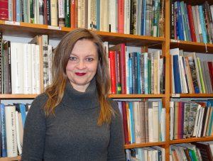 Anna Kortelainen. Kuva: Elina Kuismin.