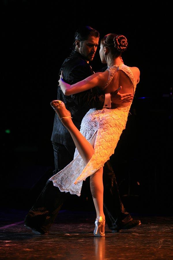 Unesco aineeton kulttuuriperintö argentiinalainen tango