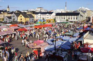 Oulu, Kauppatori, Valtakunnalliset kotiseutupäivät, Euroopan kulttuuripääkaupunkihanke, kulttuuri-ilmastonmuutos
