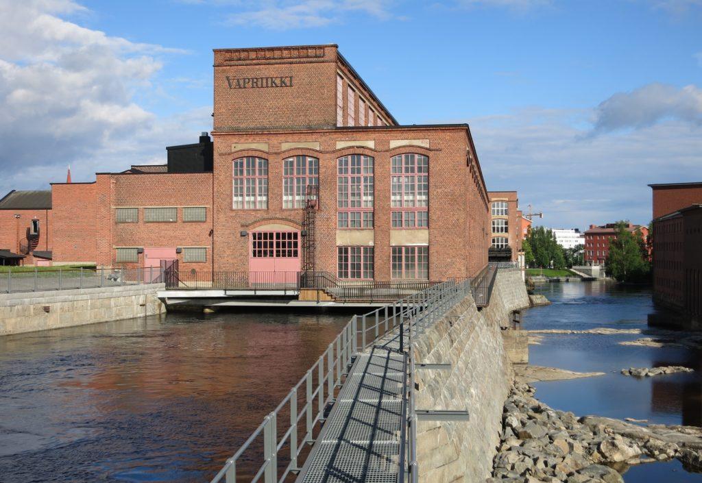 Museokeskus Vapriikki.
