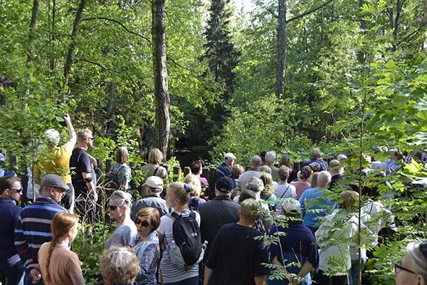 Vantaa-Seuran historiakävely