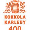 Kokkola400-juhlavuoden logo