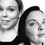Kasvokuvat Minna Tuuliaisesta ja Nelli Perkkiöstä.
