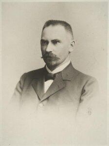 Robert Boldt, rintakuva.
